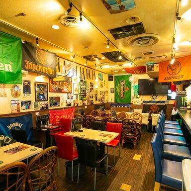 RUDY'S CLUB (DINING&SHISHA BAR) 店内の画像