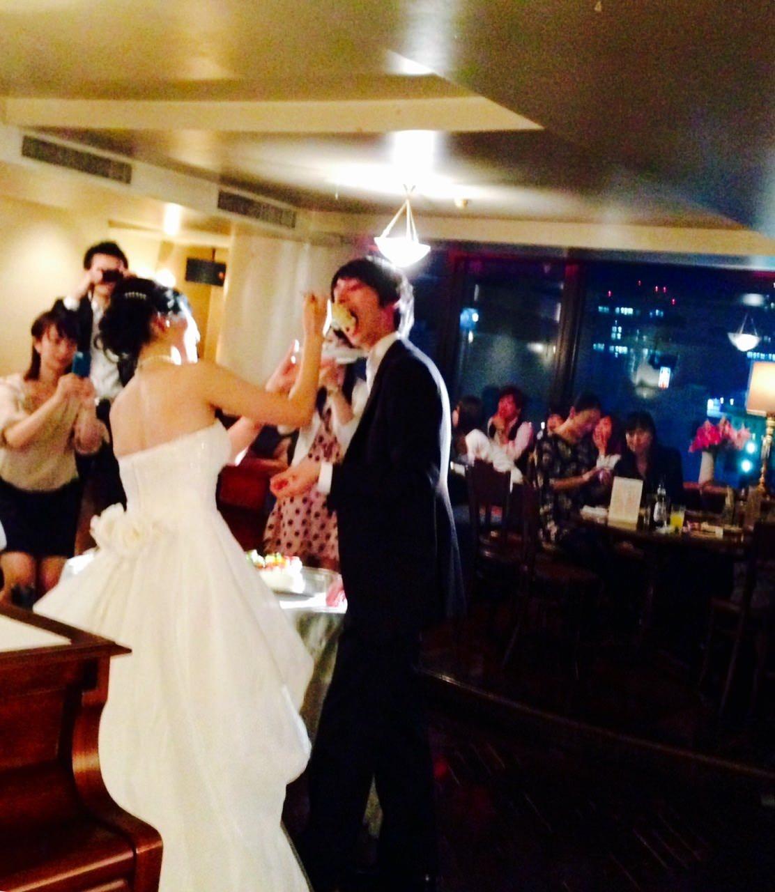 結婚式2次会に☆