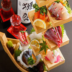 完全個室居酒屋 牛タン&肉寿司食べ放題 奥羽本荘 町田店 コースの画像