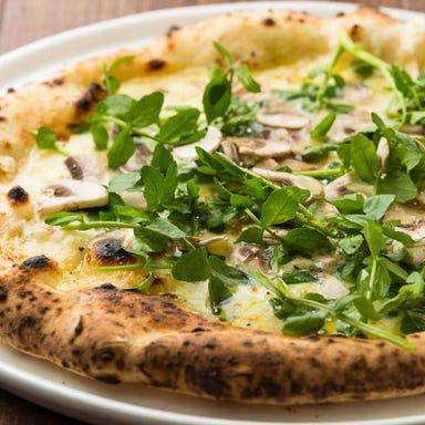 Trattoria e Pizzeria Santo Fuego  メニューの画像