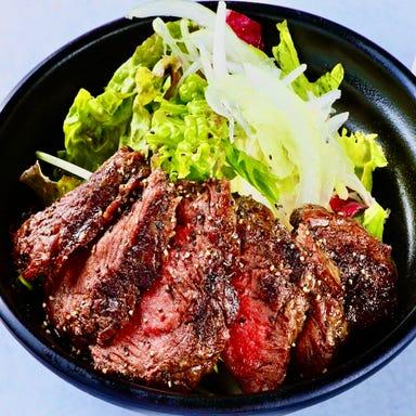 個室肉バルデリバリー 華笠‐hanagasa‐ こだわりの画像