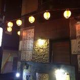 赤い提灯と看板が目印!阪急茨木市駅から徒歩2分★