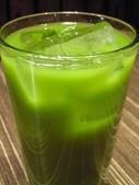 ◆自家製緑茶ハイ◆