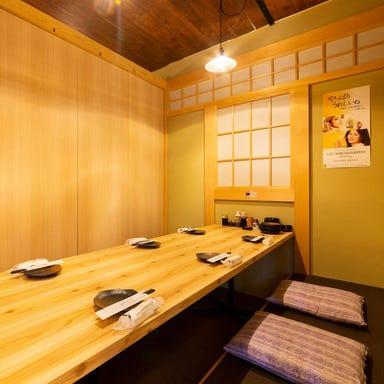串と煮込みの元祖居酒屋 個室 門限やぶり 熊本光の森店 店内の画像