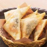 【定番】明太子チーズのパリパリ揚げ