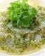 真鯛のカルパッチョ 香草ヴィネグレット