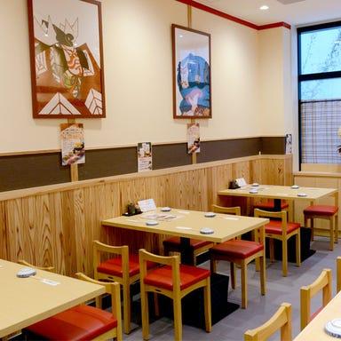 つきぢ神楽寿司 豊洲市場店 店内の画像