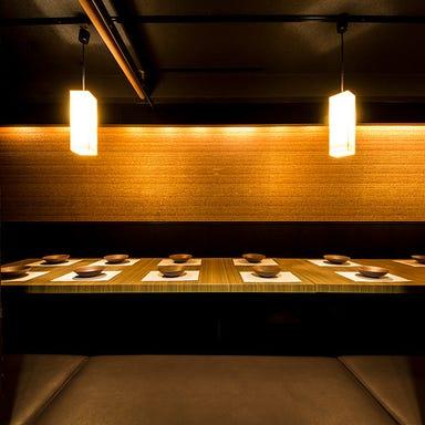 地鶏専門個室居酒屋 天錦 梅田店  店内の画像