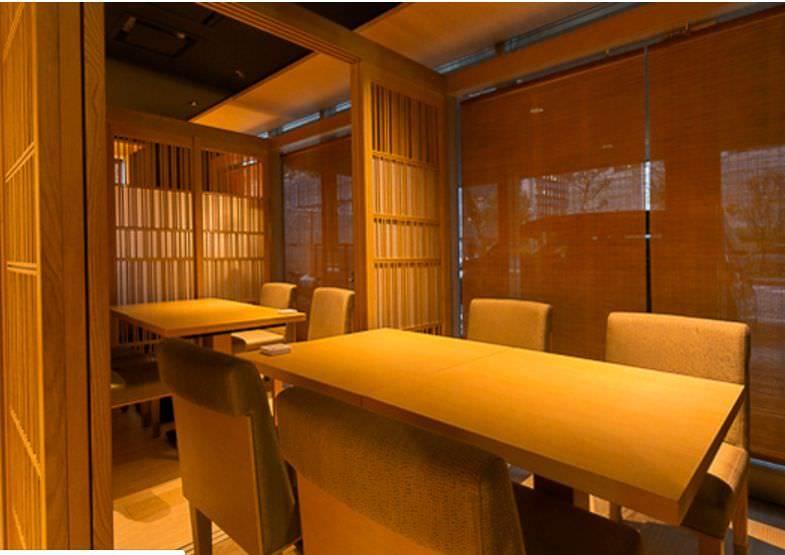 接待や食事会に最適な2~8名個室◎