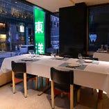 テーブル席個室(4名様~6名様)