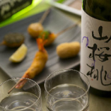 食事に合う上品な味わいの地酒 キレ・コクがキリリと冴え渡る