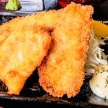 地魚フライ