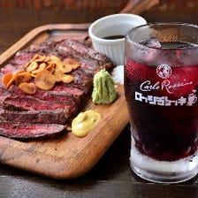 肉・肉・肉!肉が美味いYOU家です!