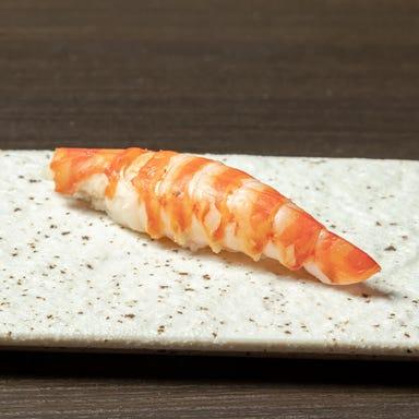池袋 寿司 空  コースの画像