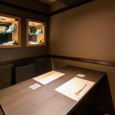 池袋 寿司 空  店内の画像