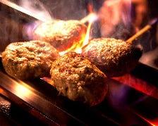 新鮮な国産 鶏肉を厳選し、自店で職人が毎日手刺しする。注文頂いてから焼き上げる。だから旨い…