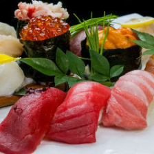 お寿司の食べ飲み放題