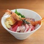 海鮮大漁丼