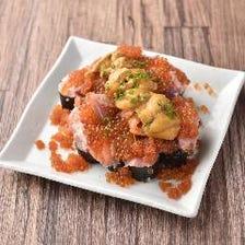 名物!海鮮こぼれ寿司