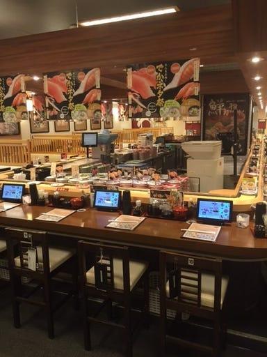 イオン松江内 回転寿司 すし日和  店内の画像