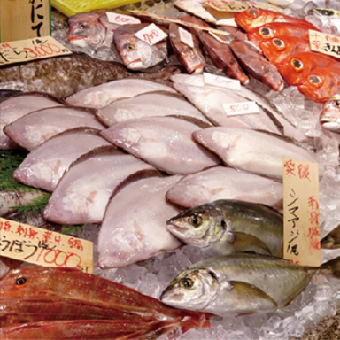 イオン松江内 回転寿司 すし日和  メニューの画像