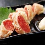 九州料理の他、お酒に合う逸品多数!料理にも手を抜きません♪