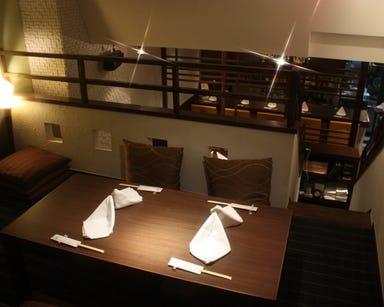 銀座 海老料理&和牛レストラン マダムシュリンプ東京 店内の画像