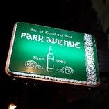 バー パークアベニュー