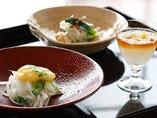 地の食材、そして京都近郊でとれた食材を存分に…