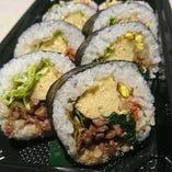 和牛巻き寿司