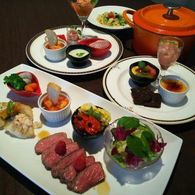 BRASSERIE 菜厨瑠 ‐なちゅーる‐  コースの画像