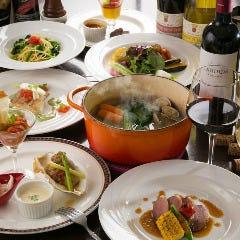 BRASSERIE 菜厨瑠 ‐なちゅーる‐