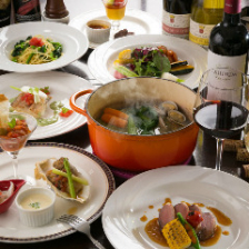 3500円-10000円特別な日に豪華な料理