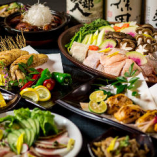 名駅宴会に人気のプラン!! ★宴会料理コースを多数ご用意★