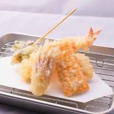 おすすめ天ぷら5種