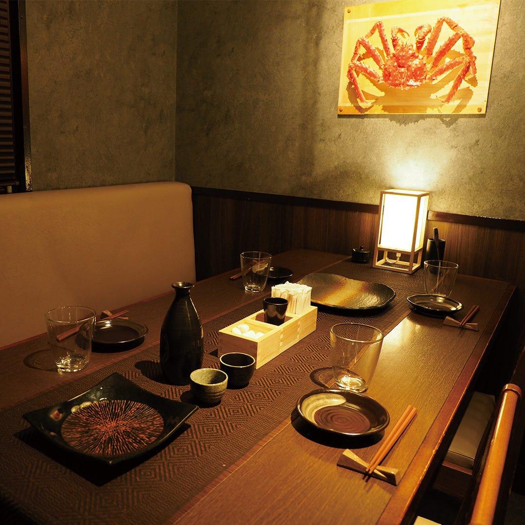豊富な日本酒とこだわりの逸品料理をお楽しみ下さい。