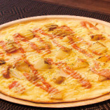 明太ポテトチーズピザ