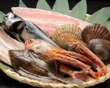 青森から直送された海産物を是非当店でお楽しみ下さい。