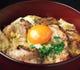 とろとろの名古屋コーチンの親子丼、もちろん卵もコーチンです。