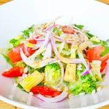 十品目野菜のgood spoonサラダ
