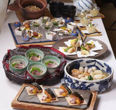 和食 えん 汐留店 コースの画像