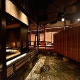 古き良き日本の良さを味わえる空間