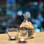 【全国の銘酒】 料理にぴったりと寄り添う日本酒も豊富にご用意