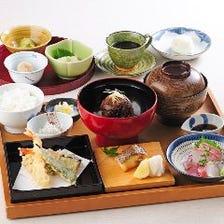 和食えん☆充実のお昼の献立☆