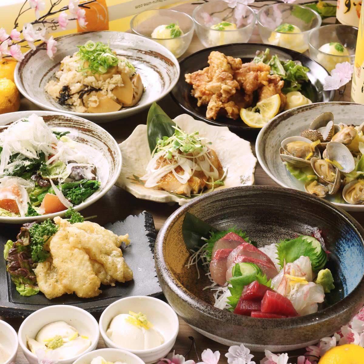 【料理のみ】★手羽先食べ放題コース★