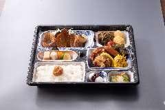 【12/25まで10%割引中!】『北海道豚ロース焼き弁当』