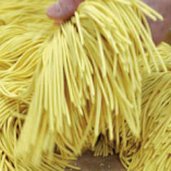 きん太のためだけに作られた「特製太麺」