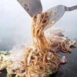 【もちもち太麺で大人気】「きん太」の焼そば