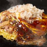 特選 季節の厳選食材メニュー【広島産】濃厚牡蠣モダン焼