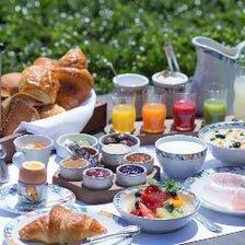 『世界一の朝食』期間限定でご提供